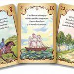 Descripción de las cartas del Tarot de Lenordmand
