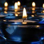 El hechizo de la vela azul