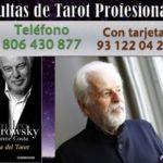 La via del Tarot: Alejandro Jodorowsky y Mariranne Costa: presentación