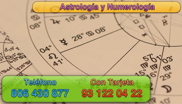 astrologia y numerologia