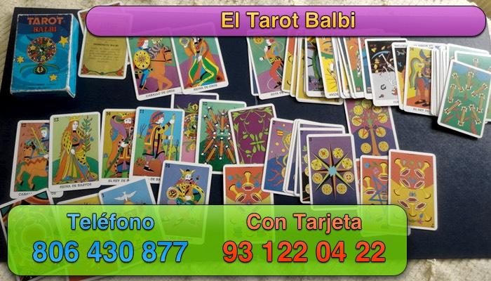el tarot balbi