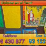 Significado de los colores en el Tarot
