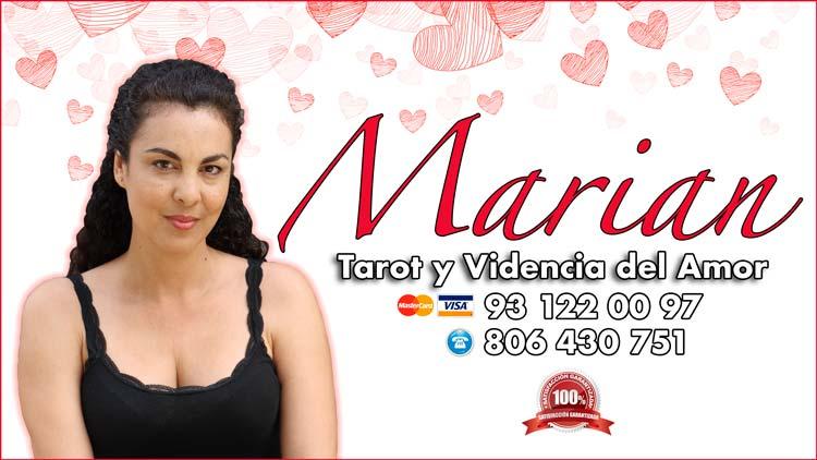 Marian vidente y tarotista del Amor