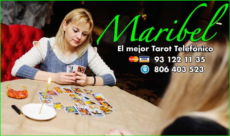 Maribel - tarot economico y bueno