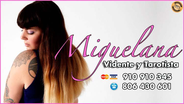 Miguelana - tarot bueno y fiable
