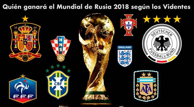 quien ganara el mundial de Rusia 2018 segun los videntes y tarotistas