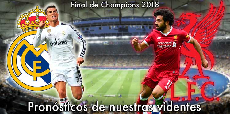 quien ganara la final de champions 2018 segun los videntes
