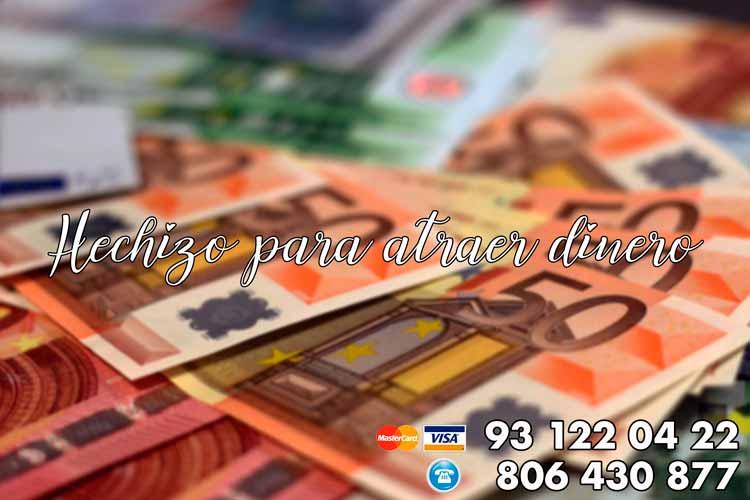 Hechizo para atraer dinero