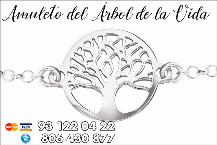 amuleto del arbol de la vida