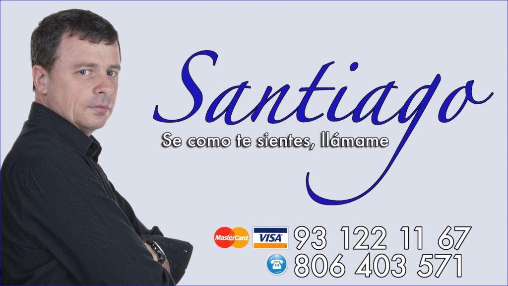 Santiago, Vidente y Tarotista Premio Guía de Tarotistas 2019