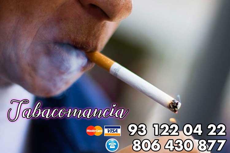 tabacomancia o lectura de tabaco
