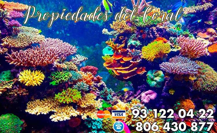 propiedades del coral