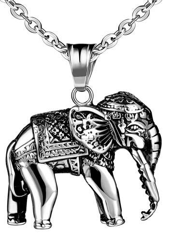 amuleto del elefante de la suerte