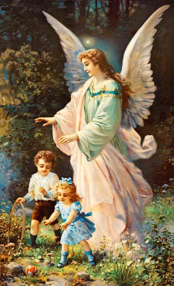contacta con tu ángel guardian