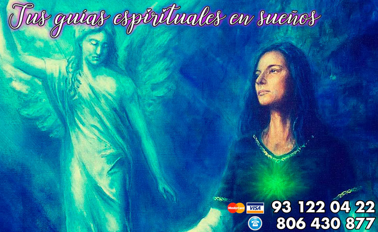 Tus guías espirituales en sueños