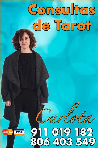 Carlota - vidente sin preguntas