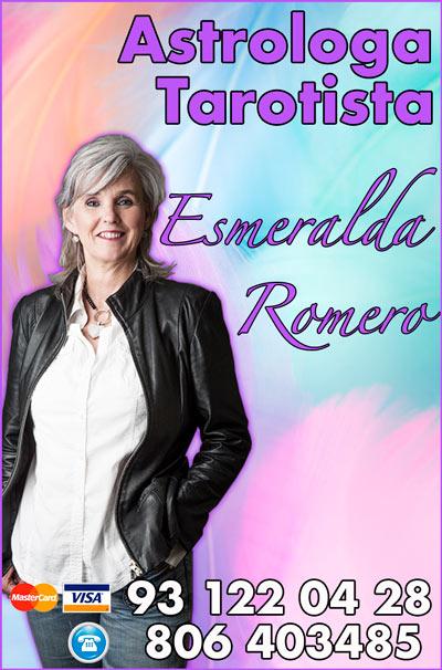 Esmeralda Romero - tarot Visa