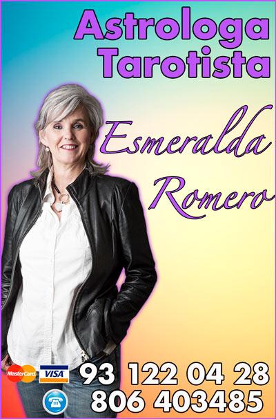 Esmeralda Romero - tarotista fiable