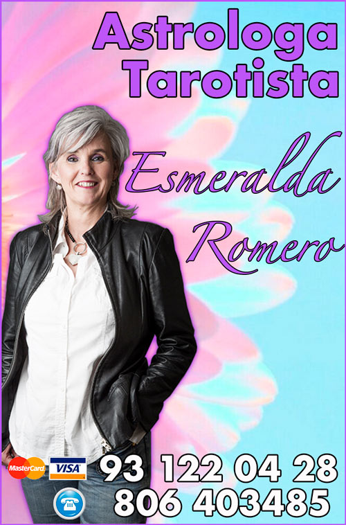 Esmeralda Romero - tarotistas sin gabinete