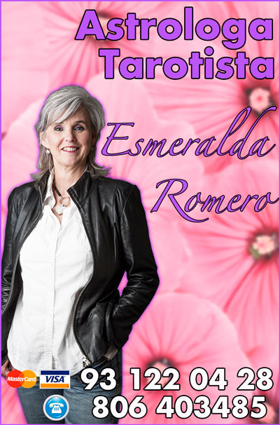 Esmeralda Romero - videncia verdadera
