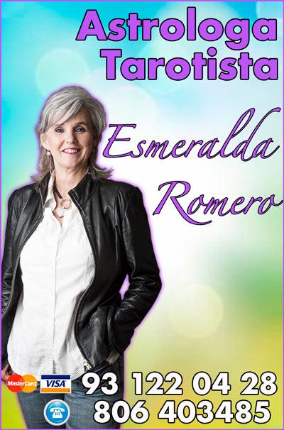 Esmeralda Romero - vidente buena
