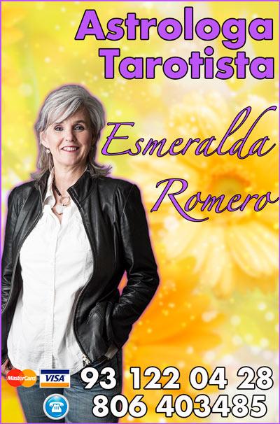 Esmeralda Romero - videntes y tarotistas