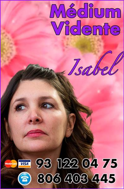 Isabel - tarot y videncia buena