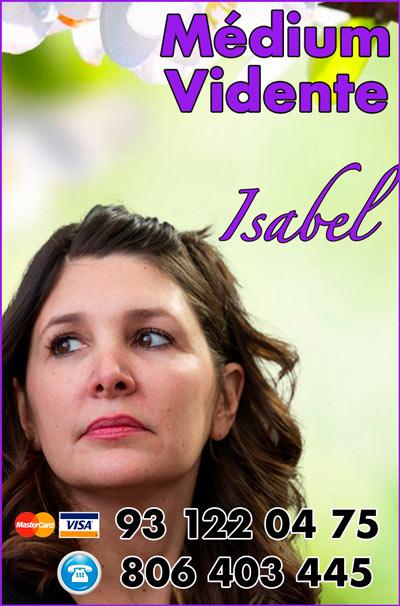 Isabel - tarot y videncia fiable