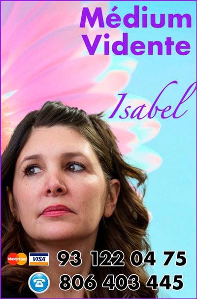 Isabel - tarotistas buenas