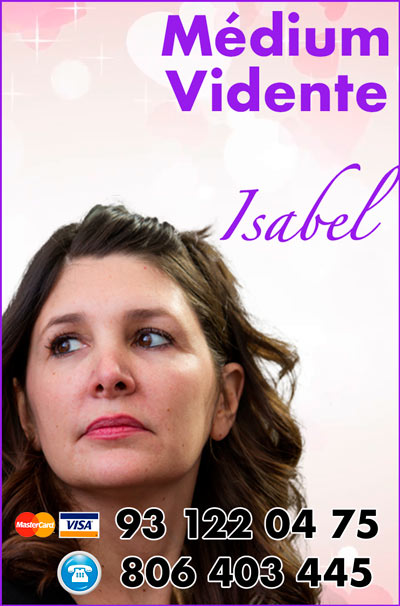 Isabel - vidente barata