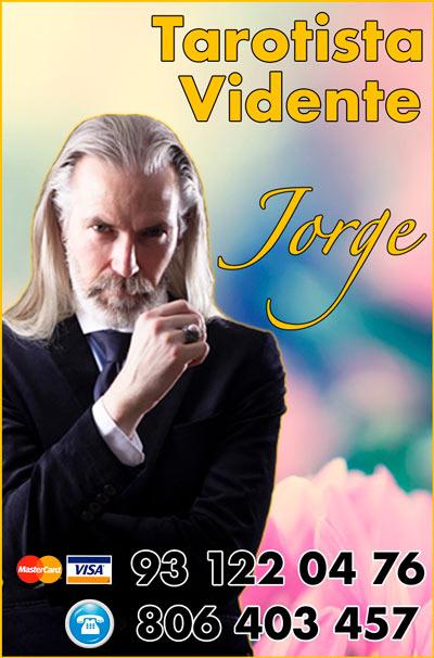 Jorge - tarot y videncia que acierta