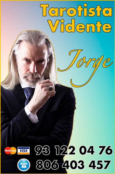 Jorge - vidente bueno y tarotista espanol