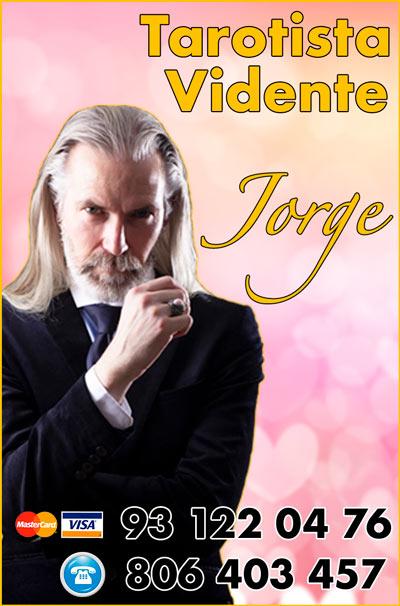 Jorge - vidente y tarotista sin preguntas