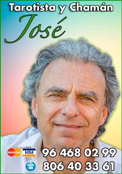 Jose - tarotista y vidente por teléfono