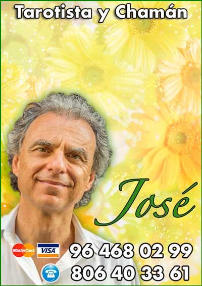 José - vidente y tarotista recomendado