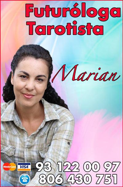 Marian - tarotista y vidente telefónica
