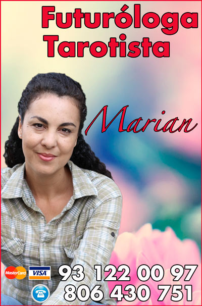 Marian - videncia barata y tarot