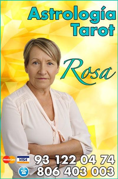 Rosa - experta en el tarot Visa 02