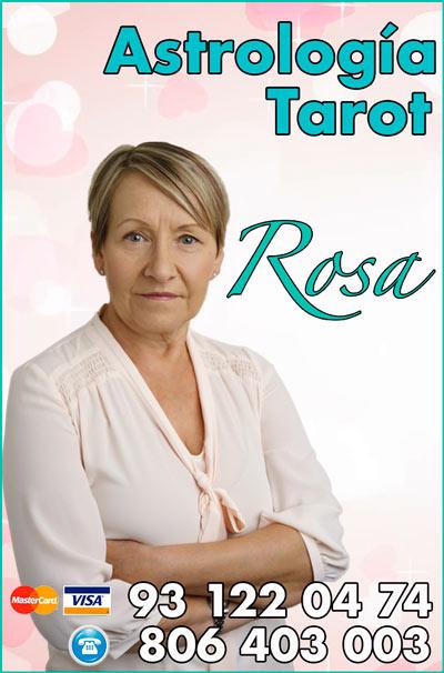 Rosa - tarot sin preguntas
