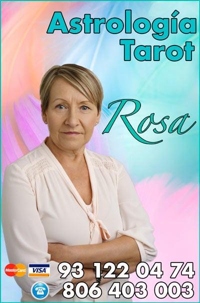 Rosa - tarotista buena y vidente de nacimiento
