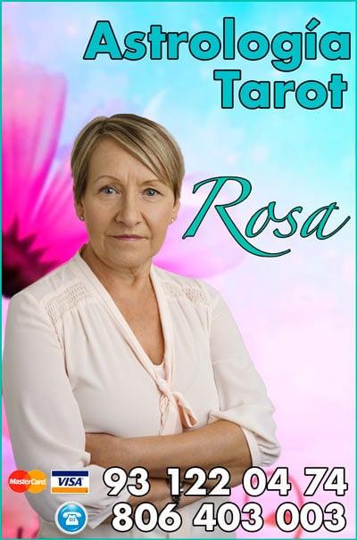 Rosa - tarotista buena y vidente experta