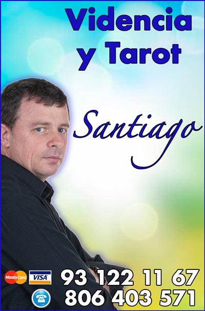 Santiago - vidente por teléfono