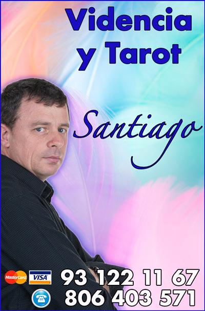 Santiago - videntes sin preguntas