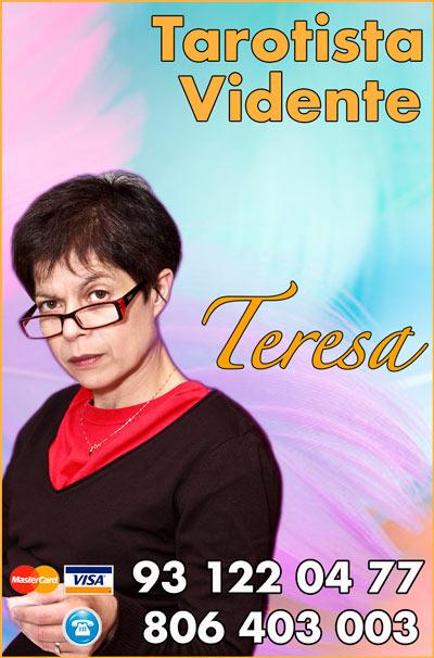 Teresa - tarotista y videte buena