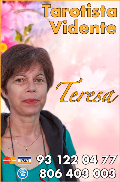 Teresa - vidente y tarotista buena