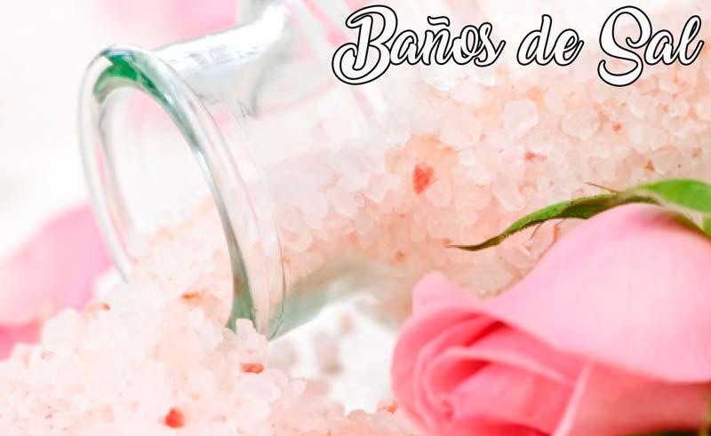 baños de sal