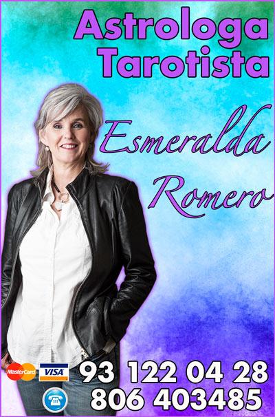 Esmeralda Romero - tarotistas espanolas