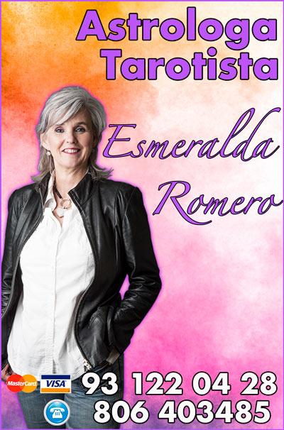 Esmeralda Romero - tarotistas premiadas