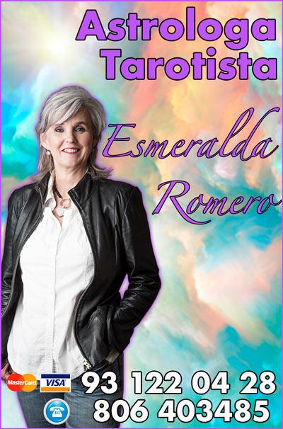 Esmeralda Romero - videncia de nacimiento