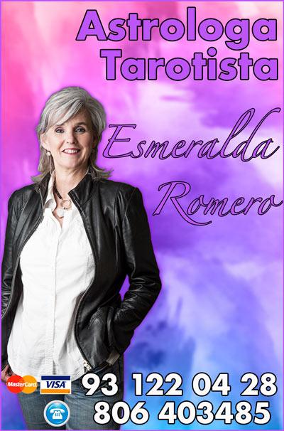 Esmeralda Romero - vidente de nacimiento